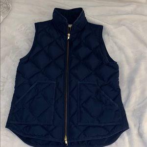 Jcrew Vest - great condition!